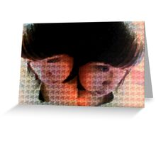 puzzle replications Greeting Card