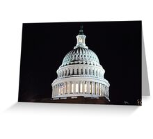 The Capital Greeting Card