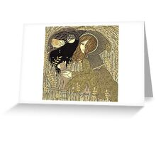 Baobhan Sith Greeting Card