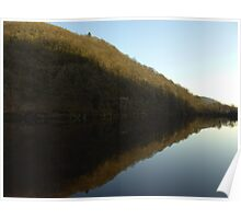 Thirlmere Reflection II Poster