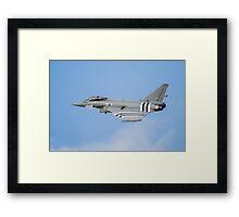 D Day Eurofighter Typhoon Framed Print