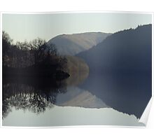 Thirlmere Reflection III Poster