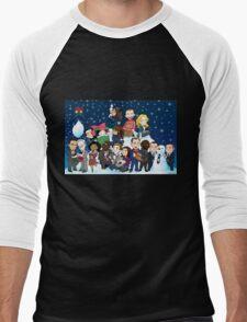 Holidays Men's Baseball ¾ T-Shirt
