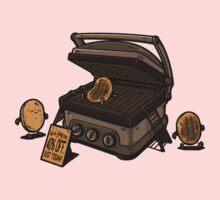 Pancakes Solarium One Piece - Long Sleeve