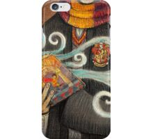 Harry Potter Books Magic iPhone Case/Skin