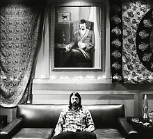 Foo Fighters Dave Grohl Studio 606 Painting by FooFighters