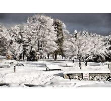 Landscape Impressions #6 Photographic Print