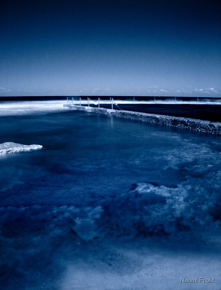 Endlessly Blue by Naomi Frost