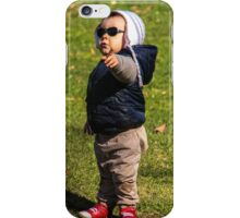 """Hey You...No Photos!"" iPhone Case/Skin"
