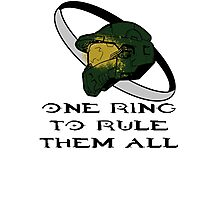 One Ring to Rule Them All Photographic Print
