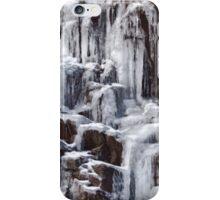 winter falls iPhone Case/Skin