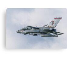 Royal Air Force Tornado GR4 ZA614 41 Squadron Canvas Print