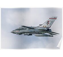 Royal Air Force Tornado GR4 ZA614 41 Squadron Poster