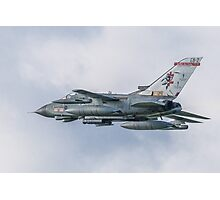 Royal Air Force Tornado GR4 ZA614 41 Squadron Photographic Print