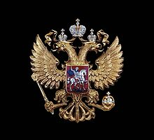 Russian coat of arms by Jazyy