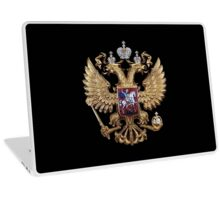 Russian coat of arms Laptop Skin