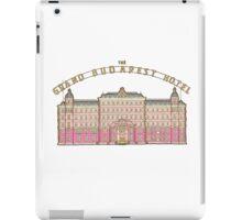 The Grand Budapest Hotel iPad Case/Skin