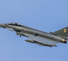 RAF Typhoon ZK330-FT by Lee Wilson
