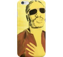 Early Stevie iPhone Case/Skin