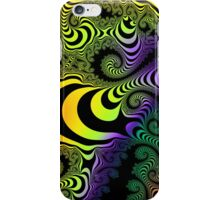 Rainbow spirals iPhone Case/Skin