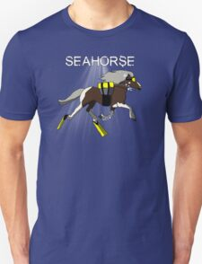 Seahorse! Unisex T-Shirt