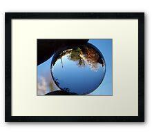 Snow Globe World? Framed Print