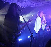 The Screaming Jets by rossco