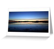 Lake Placid Greeting Card