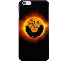 The Eagles Are Coming iPhone Case/Skin