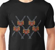 Psyche Locks with Chains Unisex T-Shirt