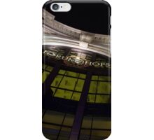 Another View of the Forum Shops Glamorous Entrance at Night iPhone Case/Skin