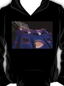 The Forum Shops Glamorous Entrance at Night T-Shirt