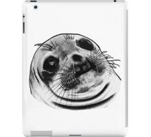 Awkward Seal iPad Case/Skin