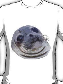 Awkward Seal T-Shirt