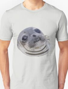 Awkward Seal Unisex T-Shirt