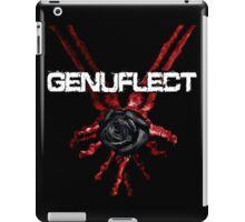 Red Skeleton Hands w/ Rose iPad Case/Skin
