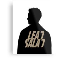 Lead Salad Metal Print