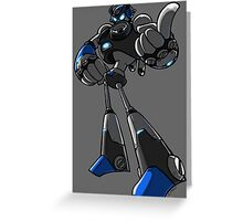 Boomer the Boombot 2 Greeting Card