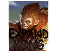 expand kong  Poster