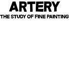 Artery The study of fine painting by SlubberBub