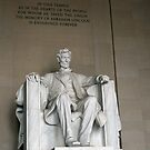 Lincoln Memorial 4 by Brad Staggs