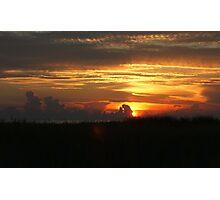 Kentish Sunset Photographic Print
