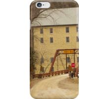 The Motor Mill iPhone Case/Skin