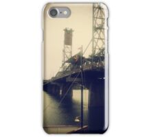 Steel Bridge, Portland 2 iPhone Case/Skin