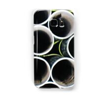 Looking inside the pipes ~ pillow collection Samsung Galaxy Case/Skin