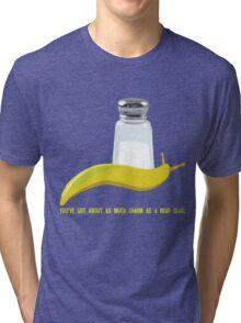 Oh my, how charming! Tri-blend T-Shirt