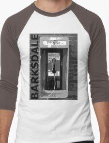 BARKSDALE Men's Baseball ¾ T-Shirt