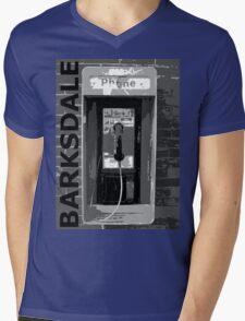 BARKSDALE Mens V-Neck T-Shirt