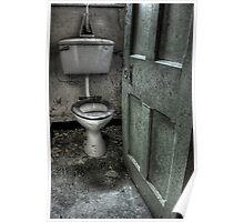 Obligatory Toilet Poster