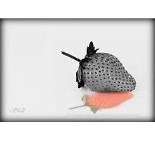 Strawberry Temptation... Photographic Print